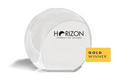 horizon awards, toksel.com gold ödülü, web sitesi ödülleri, samet şahin